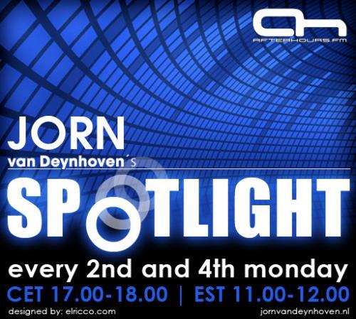 Jorn van Deynhoven - Spotlight
